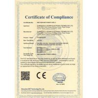 Guangzhou Leadway Electronic Technology Ltd. Certifications
