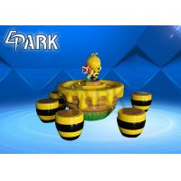 Buy cheap EPARK hot selling 5 chairs children entertainment Hornet sand table from wholesalers