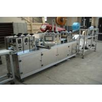 Quality Disposable Non Woven Mask Machine Double Nose Strip Blank 5KW 380V 220V for sale