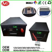 Quality High quality electric vehicle battery with deep cycle life OEM welcome for sale