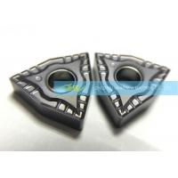 Quality Heat Resistant Alloys PVD Coated Carbide Inserts With Ultra High Temperature Resistance for sale