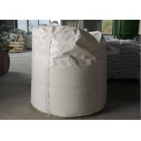 Collapsible Reusable One Ton Bulk Bags , Anti - UV Jumbo Plastic Storage Bags