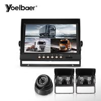 Quality Rear View Backup Camera System AHD Camera With Parking Lines Car TV Monitor for sale