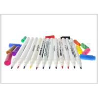 Quality Kearing Brand Multi-Color Textile Permanent T-Shirt Drawing Pens 1.0mm Fiber Nib For Painting On Shoes #FM10 for sale