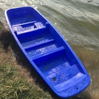 China Rotomolded plastic boat for sale on sale
