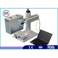 10w co2 laser marking machine on jeans shoes t shirt for Laser printing machine for t shirts