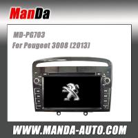 Quality Manda touch screen dvd car audio for Peugeot 3008 (2013) in-dash dvd 2 din car radio for sale