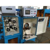AC 3 Phase Motor Super Fine Copper Wire Drawing Machine Low Power Consumption