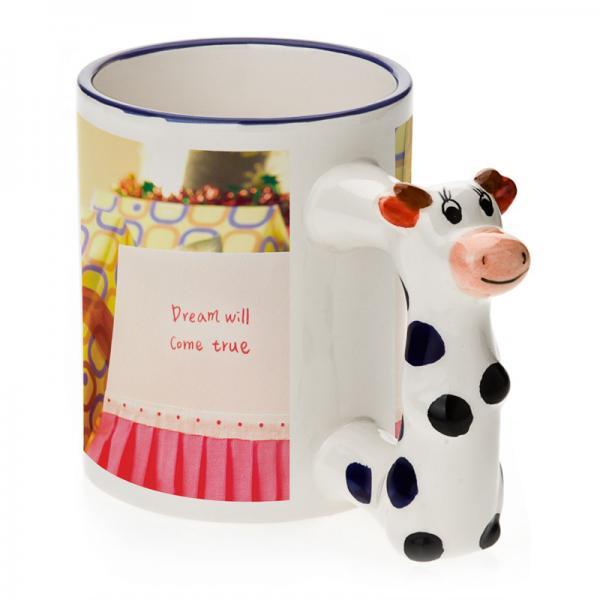 Sublimation animal shaped mugs of shirley0521 for Animal shaped mugs