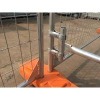 Buy cheap Economic Temporary Fence Panels For Chain Link Fence OEM / ODM Available from wholesalers