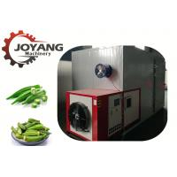 China Customized Hot Air Dryer Machine Okra Drying Vegetable Heat Pump Dryer Equipment on sale