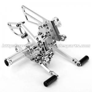 Quality CNC Aluminum Motorcycle Rear Sets For APRILIA RSV4 (R Factory)  09-10 for sale