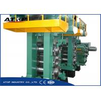 Buy cheap AGC System Six High Reversing Cold Rolling Mill Machinery For Beryllium Bronze from wholesalers