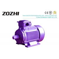 China Cast Iron Housing 3 Phase Induction Motor , 30KW 40 HP Electric AC Motor Y2-200L-4 on sale