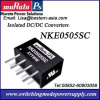 Quality Murata-ps 1W 5V DC-DC Converters NKE0505SC for sale