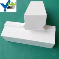 Quality High white alumina ceramic lining brick from Chinese factory for sale