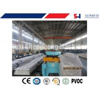 Quality Fast Speed Metal Deck Roll Forming Machine , Punching Metal Mesh Production Line for sale