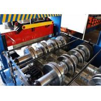 Quality Durable Composite Roof Sheet Rolling Machine Deck Floor Roll Forming Machine for sale