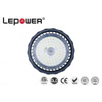 Quality 60° 5000K Ufo Led High Bay Light 120W Hanging Install Replacing 300W Halogen Lamp for sale