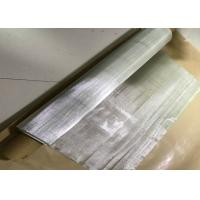 Quality Conductive 20 Mesh 99.99% Pure Silver Wire Mesh For Electrodes Battery Skeleton for sale