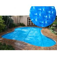 China UV Protection PE Bubble Waterproof Swimming Pool Solar Cover For Rectangular Pool on sale