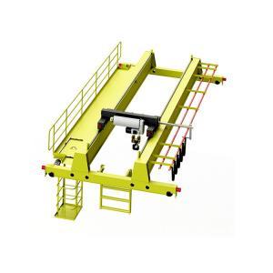 Quality Storage Overhead Bridge Crane Euro Type 5t - 50t Lifting Capacity for sale