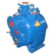 China T/P/U series centrifugal self suction pump durable iron large capacity trash water pump on sale