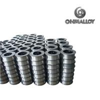Quality 1.6mm / 2.0mm Metal Wire Tafa 75b Nial95/5 High Temperature Oxidation Resistance for sale