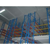 Buy cheap Nova Logistics Famous Brand Industrial Warehouse Multi Tier Mezzanine Rack / from wholesalers