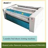 China Aozhi flat work ironing and drying machine for laundry hotel linens on sale