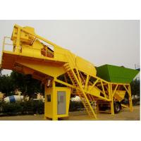 Quality Automatic Concrete Batching Plant / Ready Mix Concrete Plant For Industry for sale