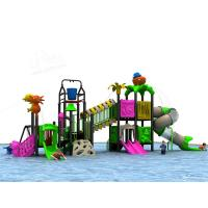 China Customized Color Large Swimming Pool Slides Large Capacity Tube Slide Equipment on sale