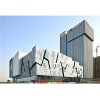 Class A Fireproof Fibre Cement External Wall Cladding 4.5-18mm Thickness