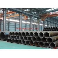 Quality High Quality ISO9001 FBE coated Lsaw Steel Pipe/tube petroleum gas oil transmission follow API & DIN standard for sale