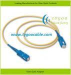 Quality Fiber Optic Patch Cable(SC/PC-SC/PC-SM-SX-3.0-1Mt) for sale