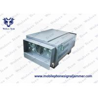 Quality Waterproof 75 Watt Mobile Phone Jammer , Phone Jamming Device 3G CDMA GSM for sale