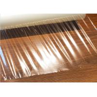 China PE Protective Laminate Film 1240mm * 200m Size Easy To Apply And Peel Off on sale