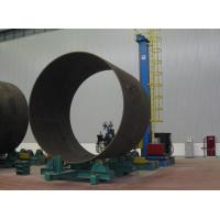 Quality Conventional Pipe Turning Roll With Anti Drift Function For Tube Seam Welding for sale