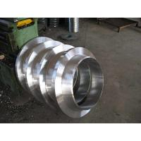 Quality PN 2.5 - PN 100 WN Duplex Stainless Steel Flanges 1/2 - 24 Size CNC Processing for sale