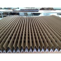 Quality folded drying paiting filter paper with cotton for sale