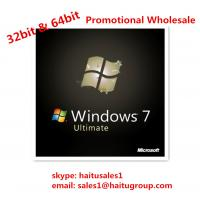 Quality Microsoft Ultimate Windows 7 Product Key Codes Free Download 32bit And 64bit for sale
