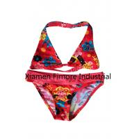Quality 2016 cute sublimation Printer bikini swimming wear fashion bikini Bikini two pieces bikini for sale