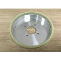 Customized Vitrified Bond Diamond Grinding Wheels For Hard Alloy Hypotenuse for sale