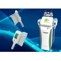 Quality Beauty Clinic / Spa Cryolipolysis Slimming Machine Super Cooling RF 2MHZ for sale