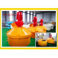 Pot Clay Planetary Concrete Mixer , Glass Raw Material Ready Mix Machine
