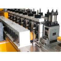 Quality 100mm Strip Clamp Dia 77mm Roll Forming Machine for sale