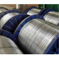 Quality ASTM B415-92 Acsr Core Wire , Corrosion Resistance Aluminum Electrical Wire for sale