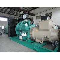 500kw 4-cycle Cummins 240V Generator , AC Alternator Generators G2