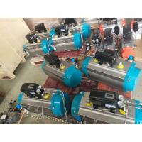 Quality Pneumatic Rotary Actuator-double acting and spring return pneumatic actuators for sale