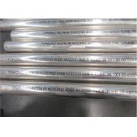 China Nickel Alloy Pipe, ASTM B163 UNS N02200 38.1*1.65*6000MM on sale